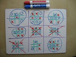 Первый релиз Tic Tac Toe Advanced