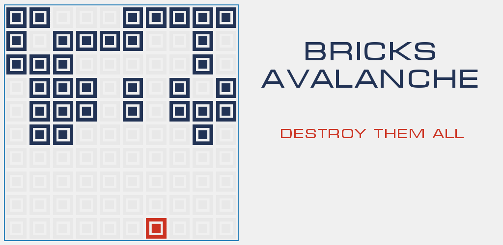 Bricks Avalanche