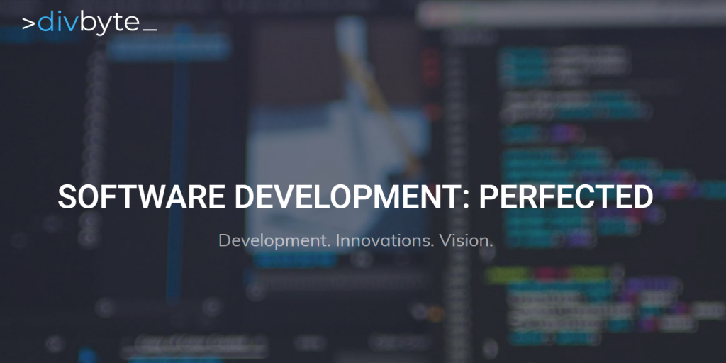 Divbyte - Software Development Company